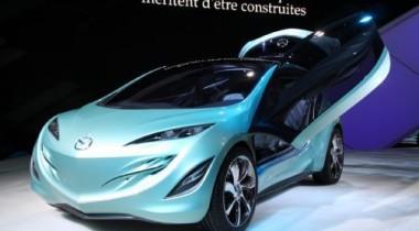 Концепт Mazda Kiyora оснастили устройством для очистки воды