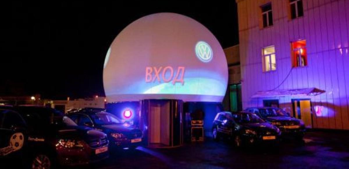 В Москве открылся автосалон Volkswagen Musa Motors