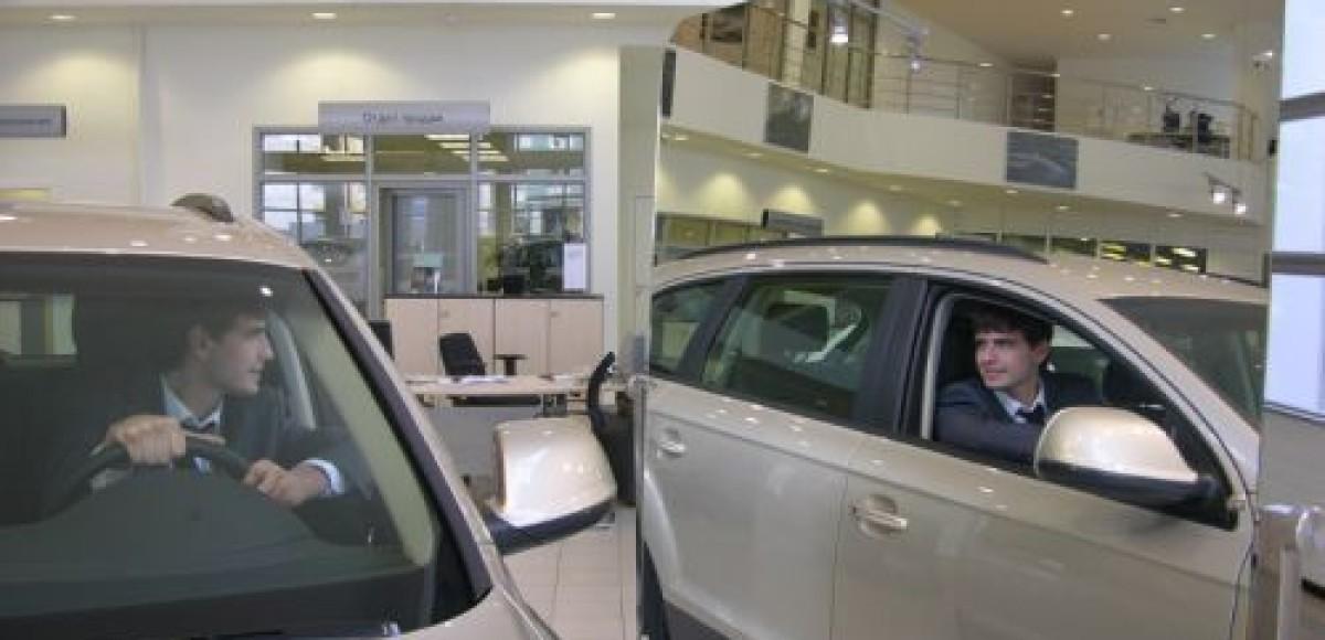 Впервые в Москве появилась возможность «примерить» автомобиль Audi
