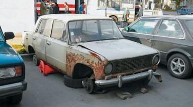 Московские власти призывают столичных жителей жаловаться на автохлам