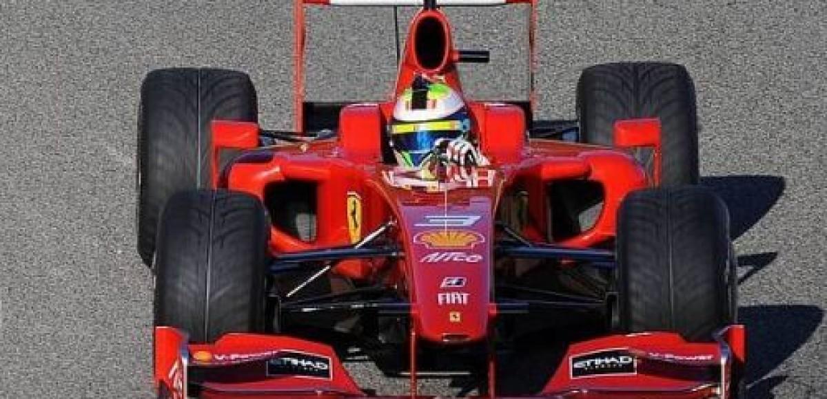 Ferrari остается в боксах: Масса не стал тестировать машину в дождь