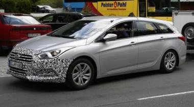 Hyundai готовит обновление для i40