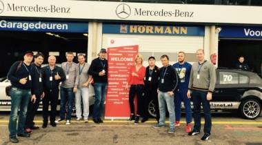 Победители акции NGK провели трек-день на трассе Формулы-1