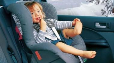 В Санкт-Петербурге угнали автомобиль с ребенком в салоне