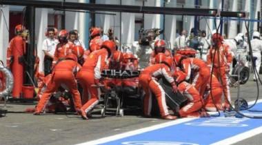 Механик Ferrari отправлен в госпиталь после Гран-При Европы