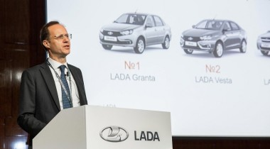«Новая» Lada Niva появится у дилеров в этом году
