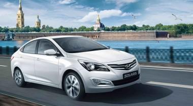 Новый Hyundai Solaris запущен в производство