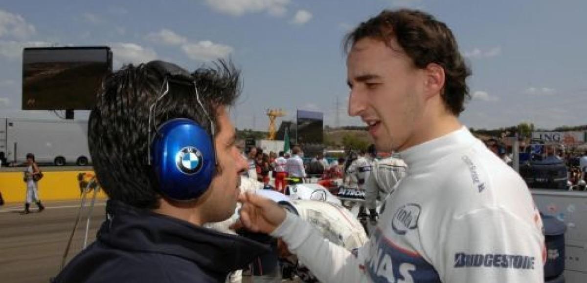 Роберт Кубица оказался в центре внимания  «работодателей» в Формуле 1