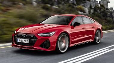 Audi RS7 Sportback: 600 сил, «мягкий» гибрид и агрессивный образ