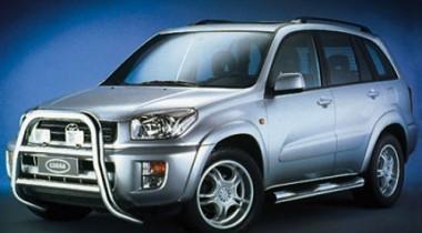 Фары японских автомобилей стали «косыми»