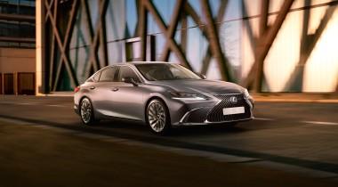 Самый дешевый седан Lexus оценили в 2 580 000 рублей