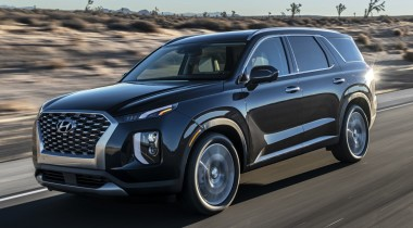 Hyundai Palisade: райский уголок из Калифорнии
