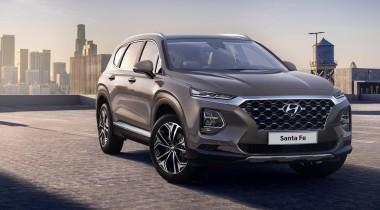 Как выглядит новый Hyundai Santa Fe