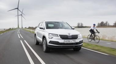 Skoda объявила о больших скидках на автомобили в июне