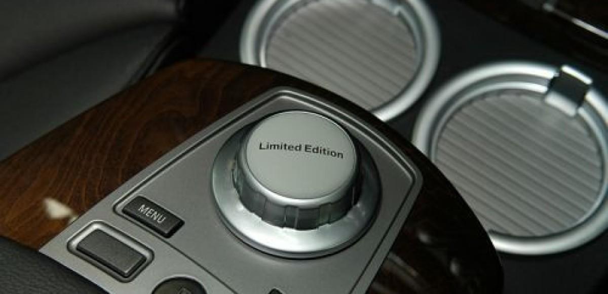 BMW представляет в России ограниченную серию 740Li и 750Li Individual Limited Edition