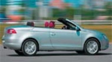 Volkswagen EOS. $41 341