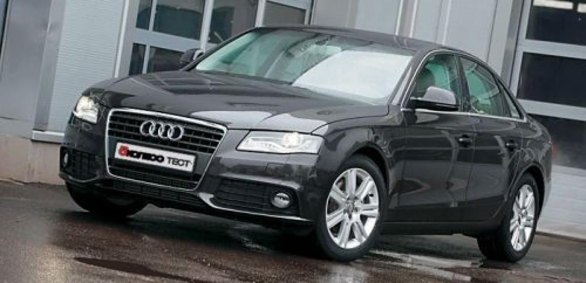Audi Russia предлагает выгодные условия покупки Audi