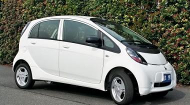 Продажи Mitsubishi i-MiEV в России начнутся в июне 2011 года