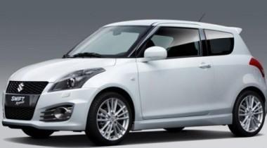 Suzuki представит во Франкфурте новую версию хэтчбека Swift Sport
