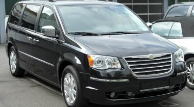 Chrysler Grand Voyager: большая машина для больших путешествий
