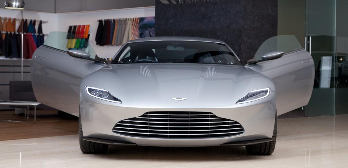 Aston Martin приходит в Россию
