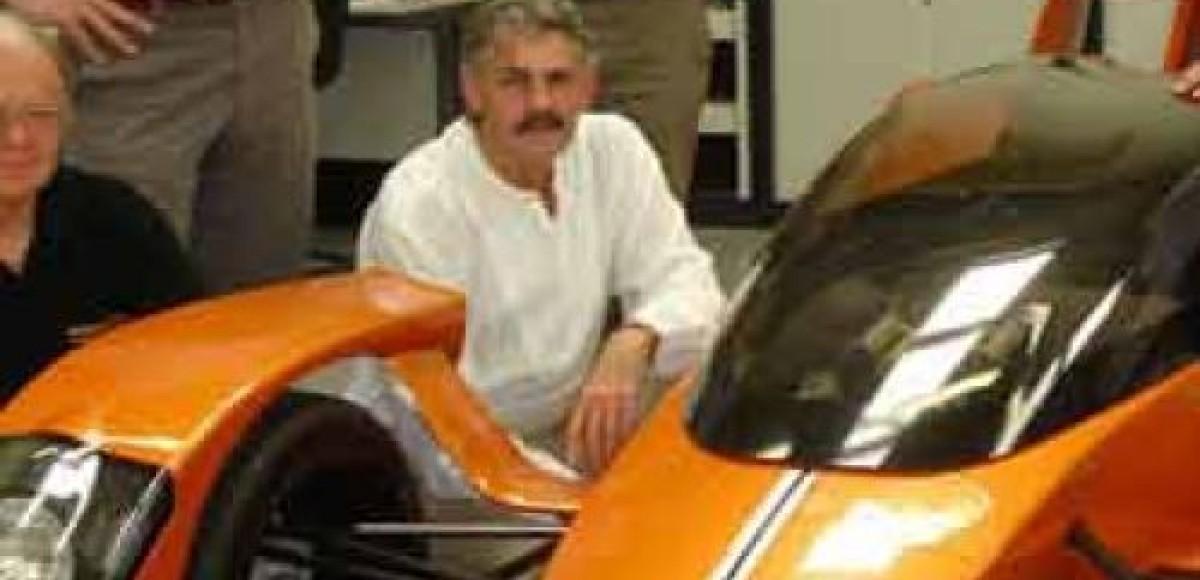 Дизайнер болидов «Формулы 1» разрабатывает городской автомобиль