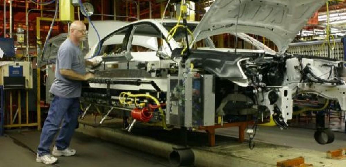 Завод Nissan в Петербурге начал тестовую сборку автомобилей