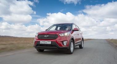 Hyundai Creta Limited Edition: опций больше, цена меньше