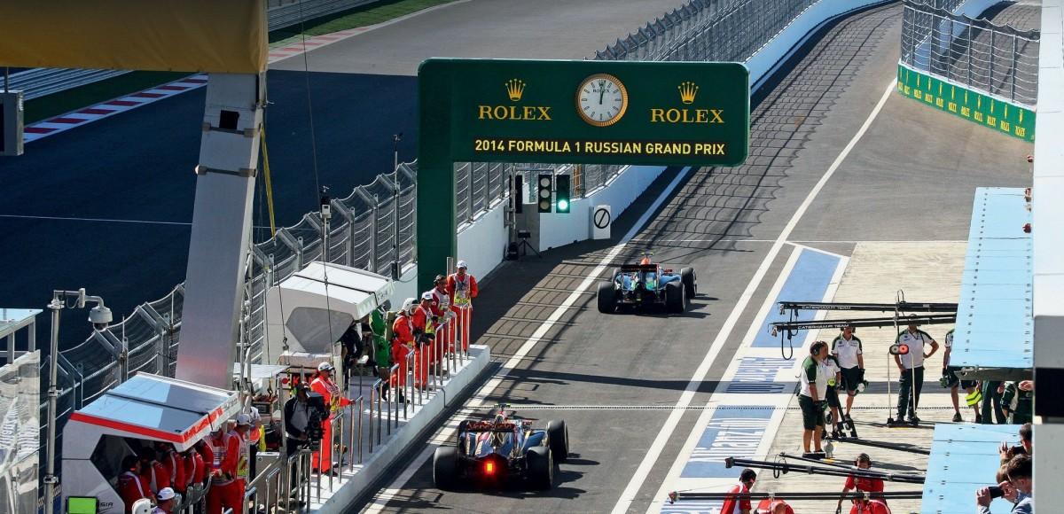 Гран-при «Формулы-1» в Сочи: как это было