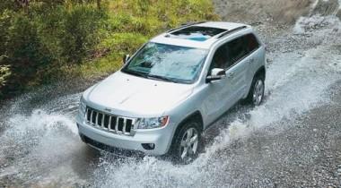 Начались продажи нового Jeep Grand Cherokee в России