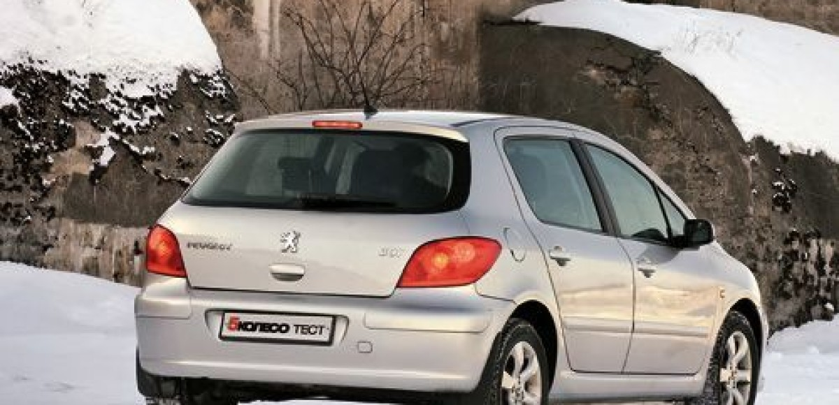 Peugeot 307. Гражданский брак