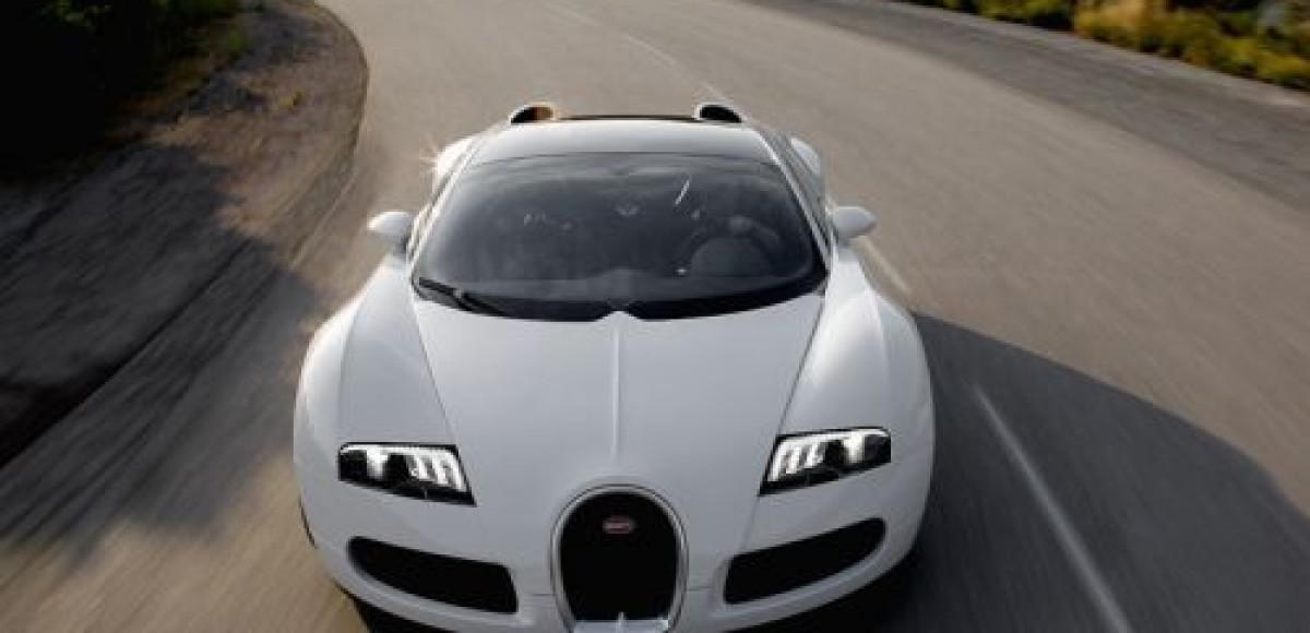Bugatti Veyron Targa. «Вейрон» снимает «шляпу»