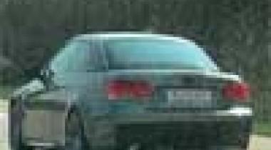 Шпионские фото BMW M3 Cabrio