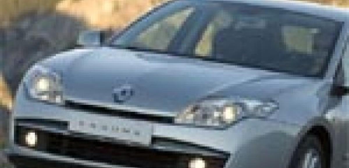Renault Laguna. Знак качества