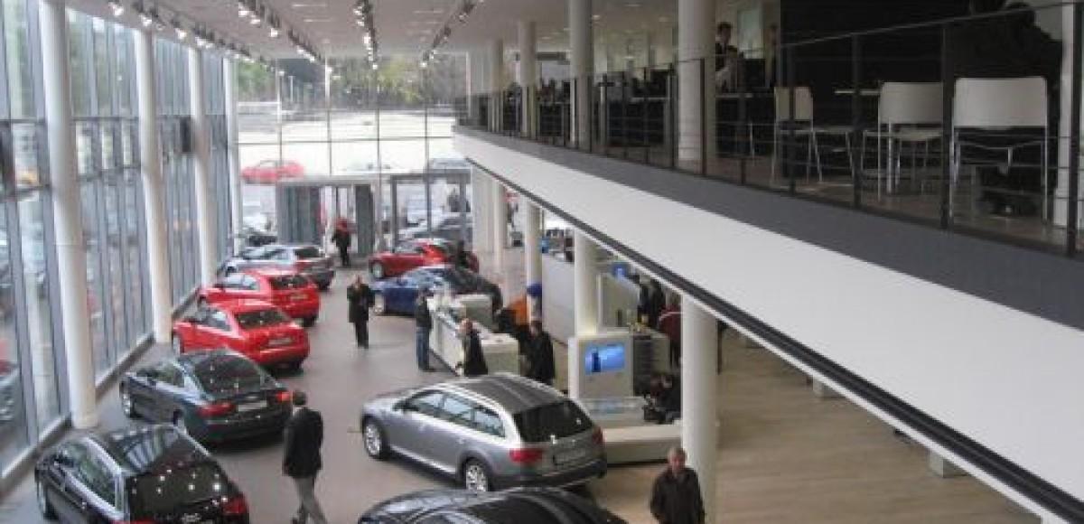 «Ауди Центр Таганка» проводит дни Lexus