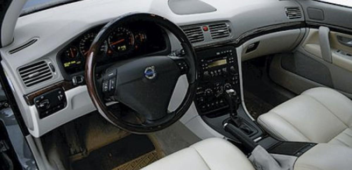 Volvo S80 2.5T AWD. Статус обязывает