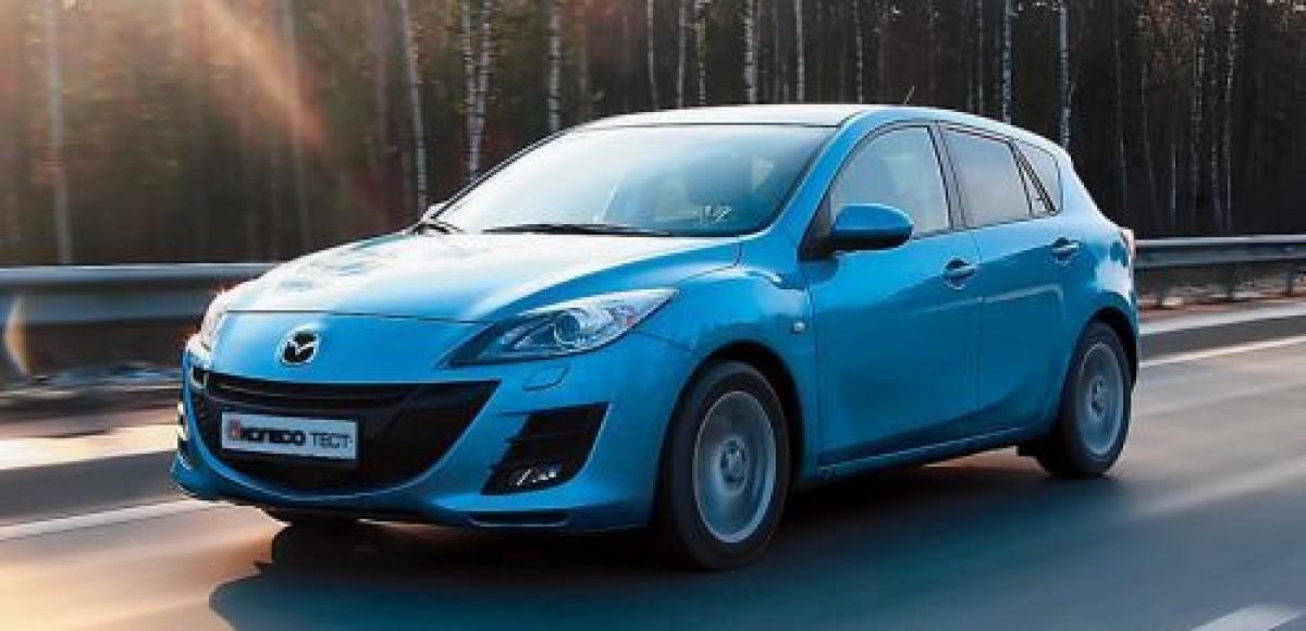 Автоцентр «Рольф Лахта», Санкт-Петербург, представляет творческий конкурс «Вы и Ваша Mazda»