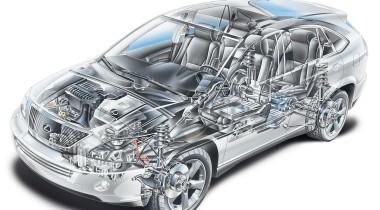 Lexus RX: особенности покупки кроссовера с пробегом