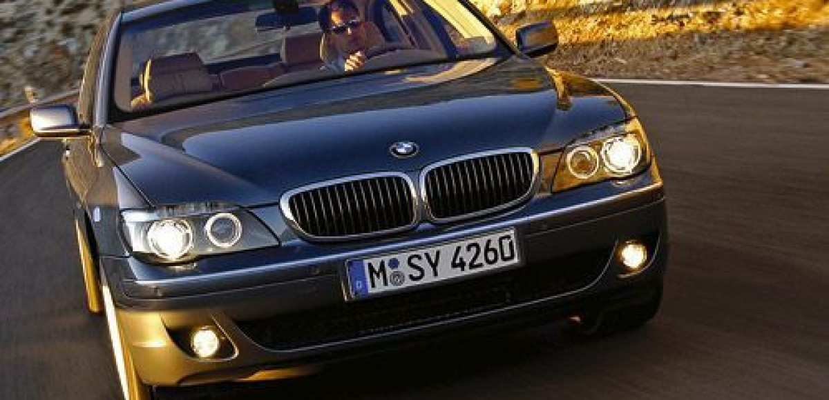 BMW 7-Series. Классика модерна