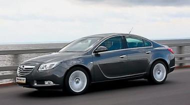 Opel планирует выпустить рестайлинговую модель Insignia