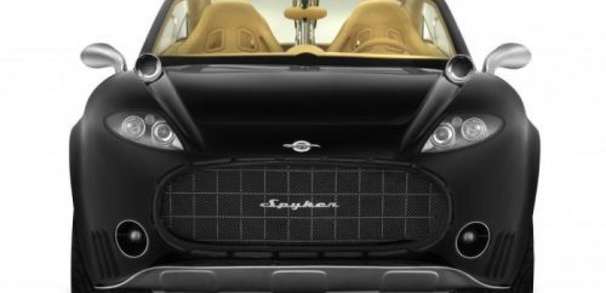 Spyker объединяет усилия с Lotus