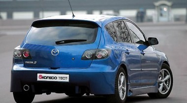 Mazda3. Перевоплощение