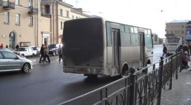 На Украине разбилась «маршрутка»