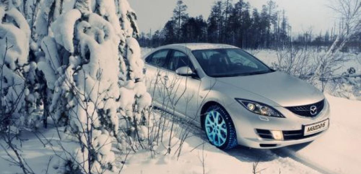 «Автопойнт», Санкт-Петербург. Зимняя резина в подарок к Mazda6