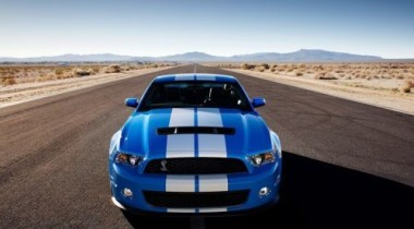 2010 Ford Shelby GT500 Mustang. Новая глава