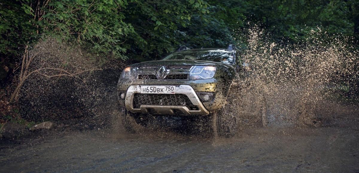 Как стать звездой: почему Renault Duster — лучший внедорожник