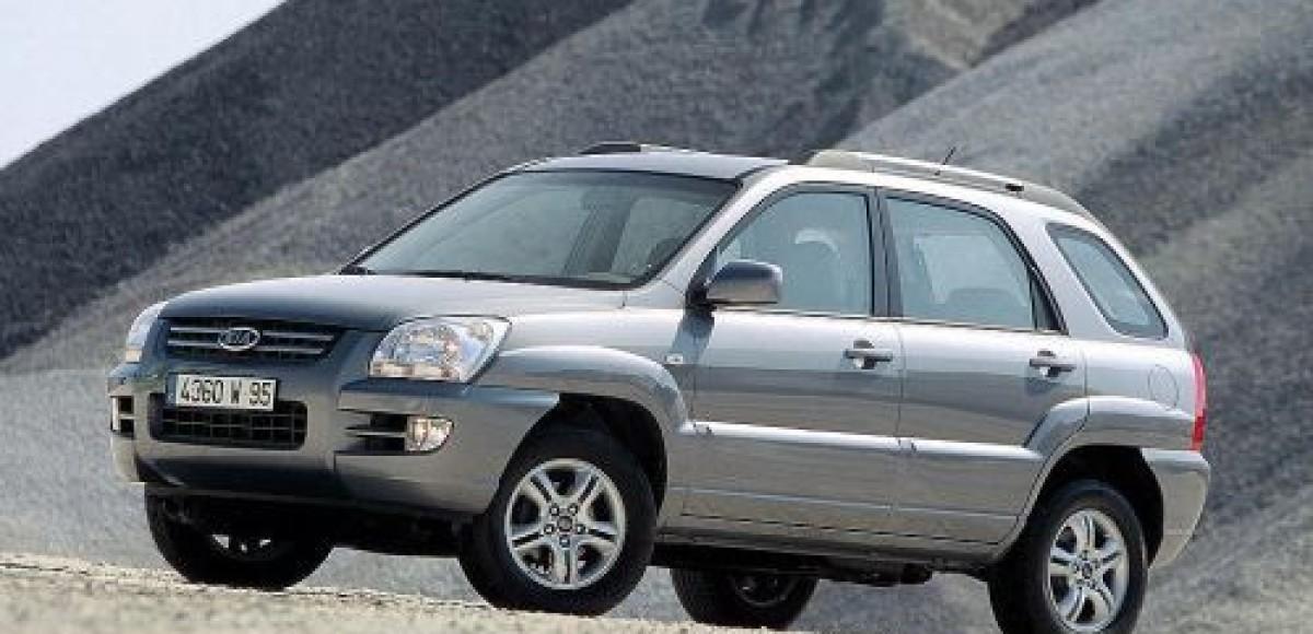 KIA Sportage стал обладателем американской премии «Идеальный автомобиль — 2009»
