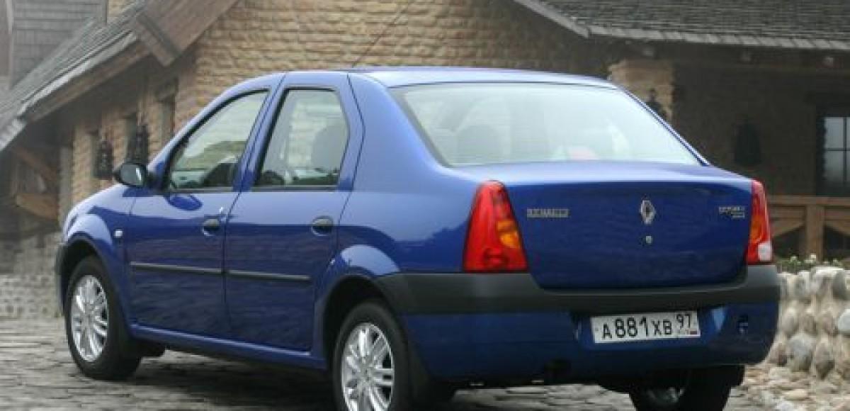 Renault Logan. Бюджетное детище