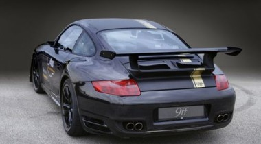 9ff TR-1000 – самый быстрый Porsche 911 в мире