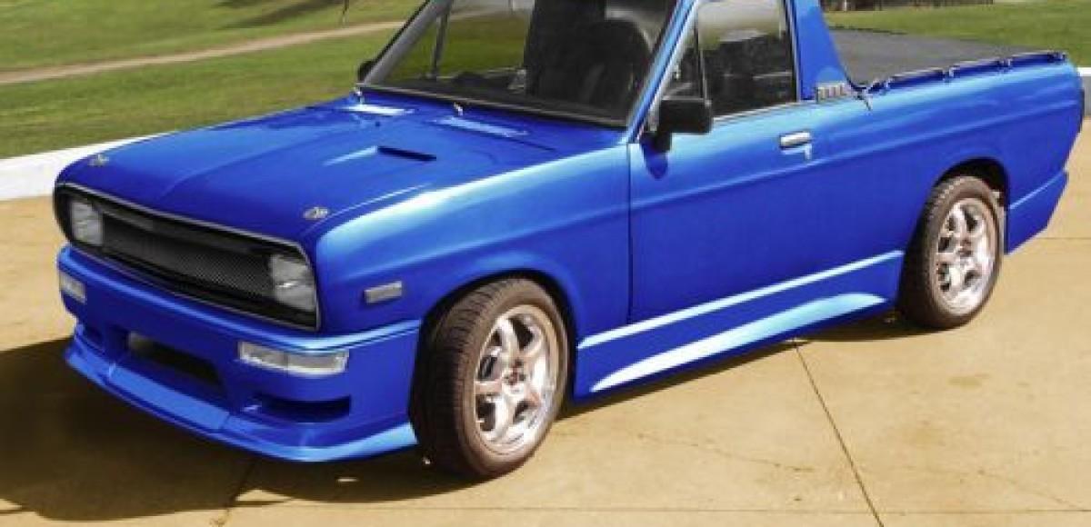 Через 37 лет после начала выпуска Nissan снимает с производства пикап 1400